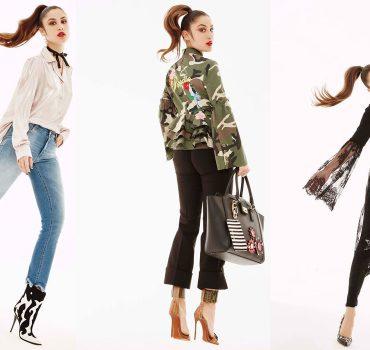 Denny Rose Primavera Estate 2017 Collezione Abbigliamento