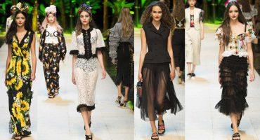 Dolce&Gabbana Primavera Estate 2017 Collezione Abbigliamento