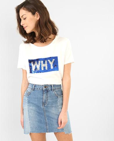 Pimkie T Shirt Con Paillette