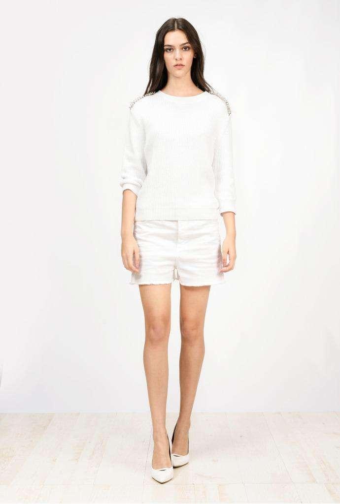 Pinko Pullover E Shorts