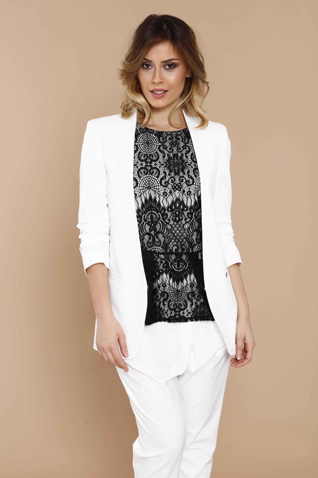 Coconuda Outfit Elegante Bianco