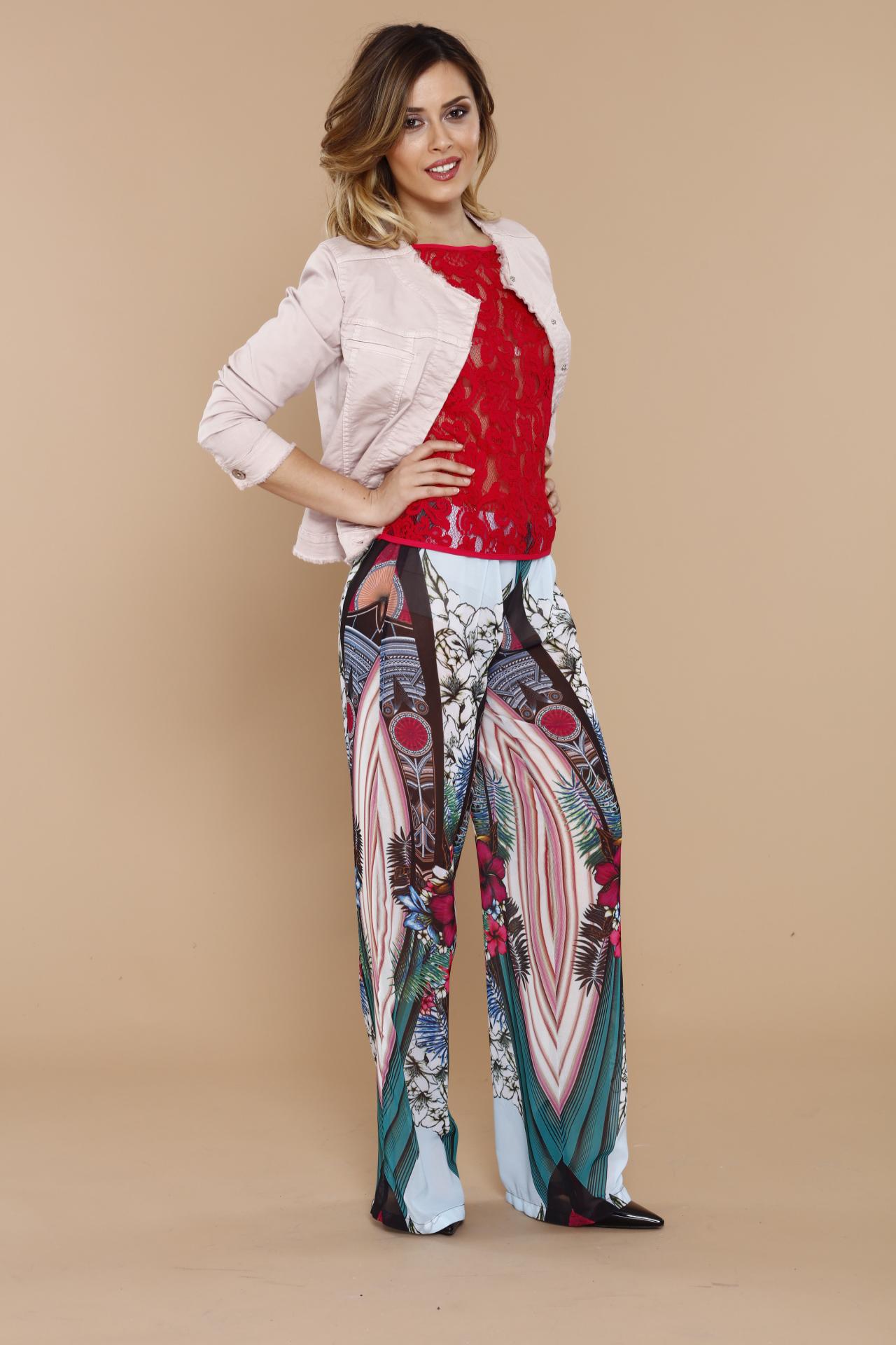 Coconuda Pantalone Stampato