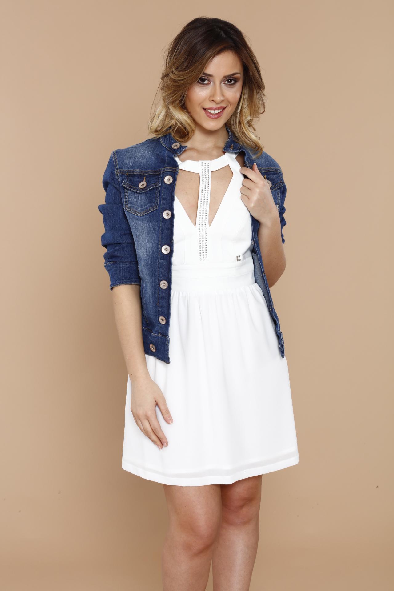 Coconuda Vestito Bianco