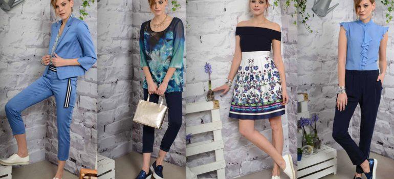 EDAS Italia Primavera Estate 2017 Collezione Abbigliamento