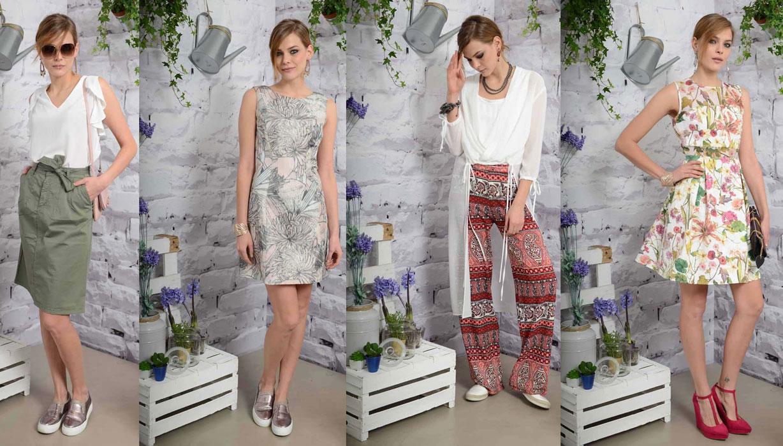 EDAS Italia Primavera Estate 2017 Collezione Outfit