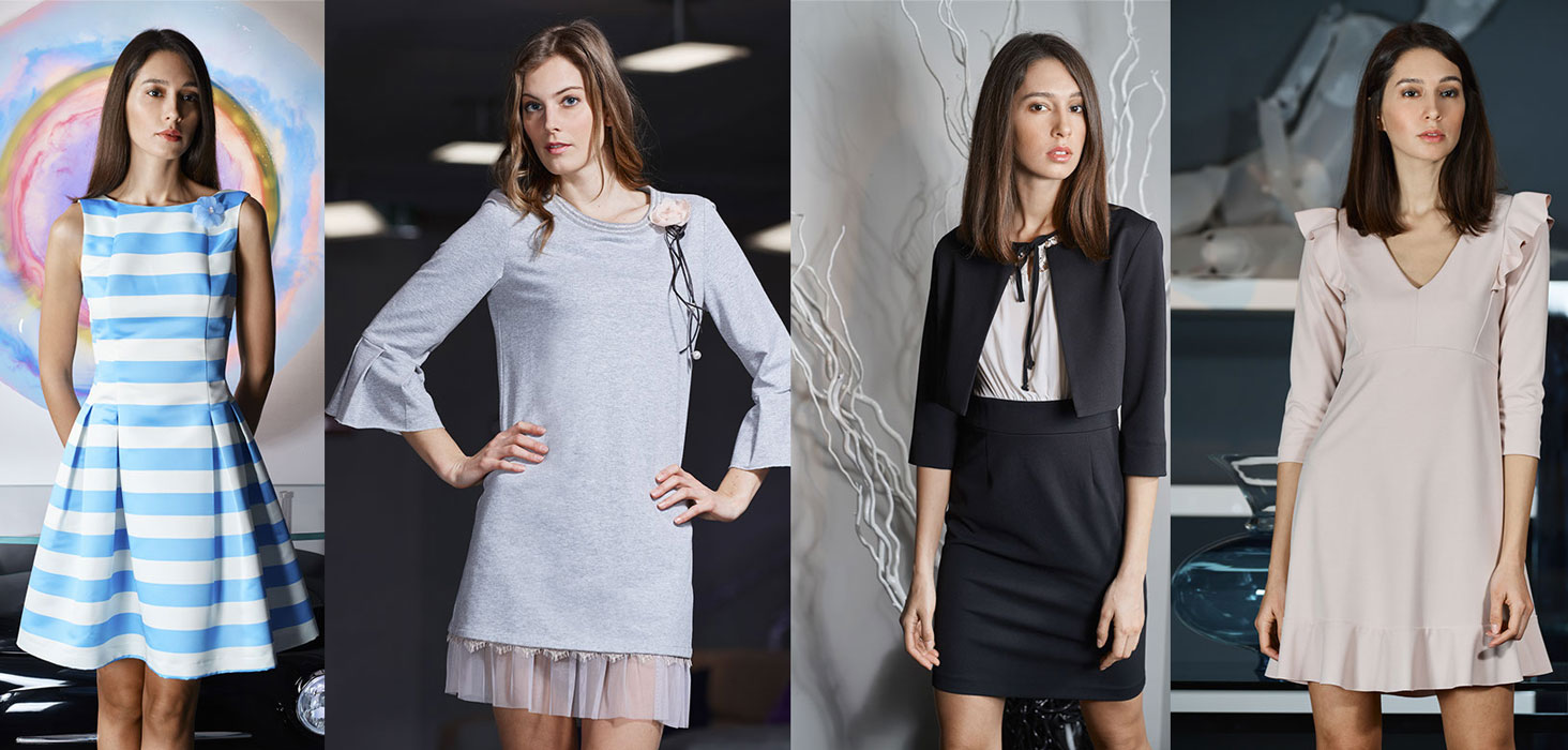 Nadine Primavera Estate 2017 Collezione Abbigliamento