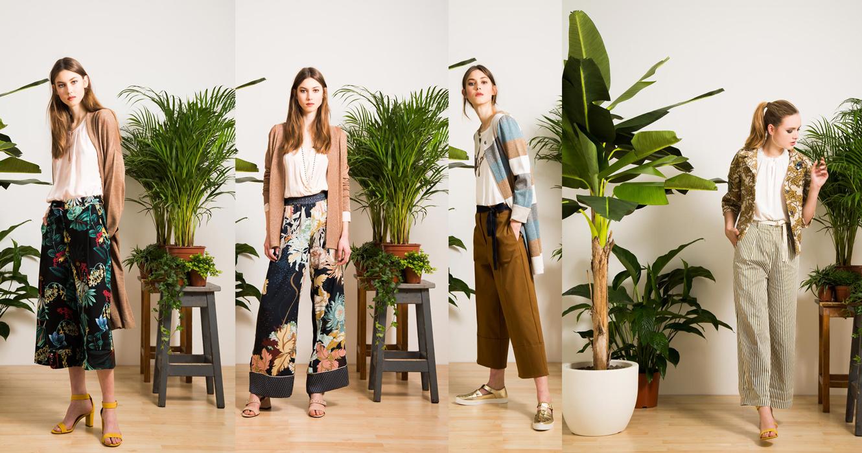 Dixie Primavera Estate 2017 Collezione Abbigliamento