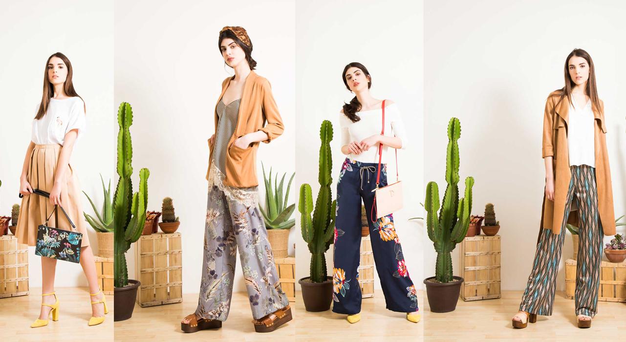 Dixie Primavera Estate 2017 Collezione Outfit