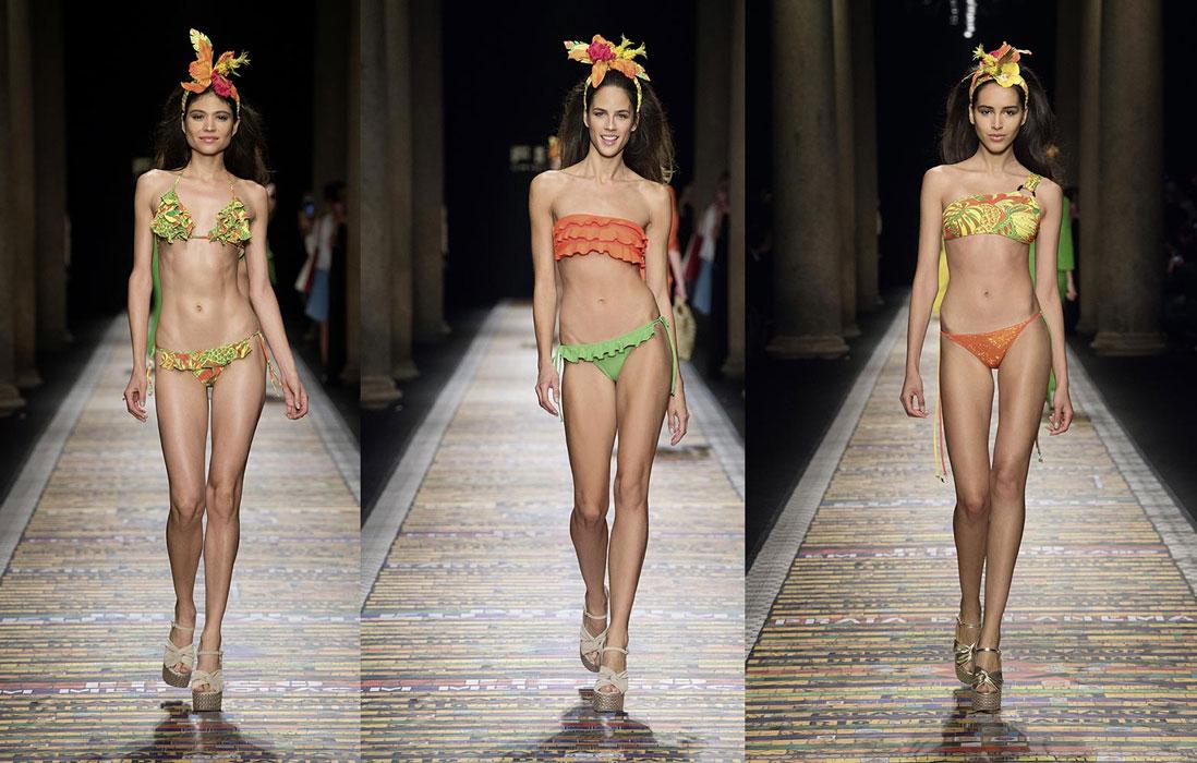 Fisico Primavera Estate 2017 Bikini