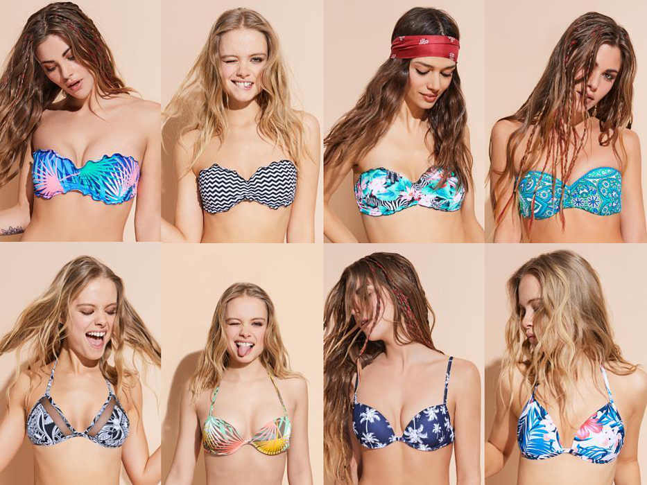 Tezenis Primavera Estate 2017 Bikini Top