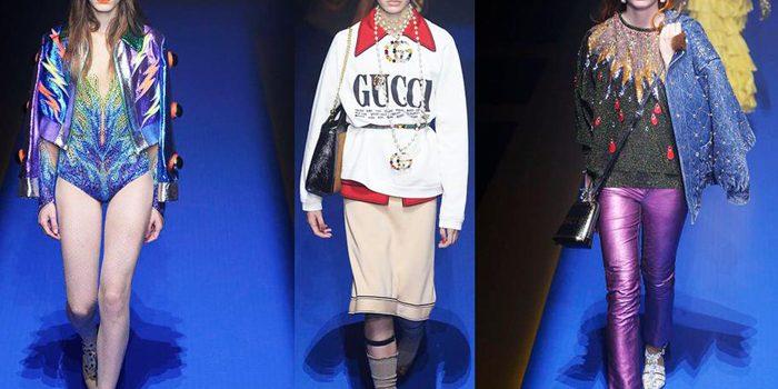 Gucci Primavera Estate 2018 Collezione Donna