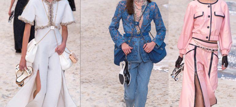 Chanel Primavera Estate 2019 Collezione Donna