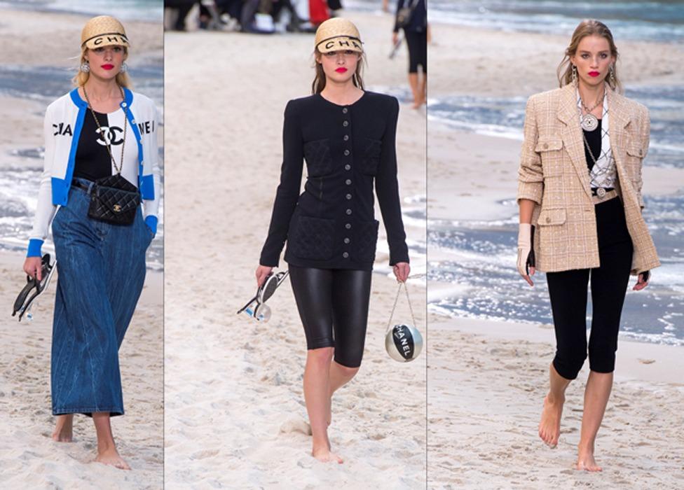 Chanel Primavera Estate 2019 Abbigliamento